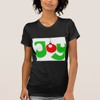 Joy (Christmas) T Shirt