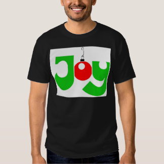 Joy (Christmas) Tee Shirt