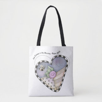 Joy Comes In The Morning Tote Bag