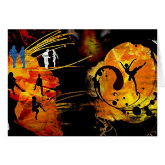 Joy - Dance of Life Card
