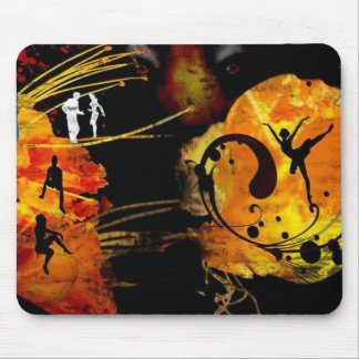 "Joy - ""Dance of Life"" Mouse Mat"