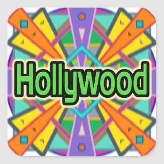"Joy Design ""Hollywood"" Stickers"