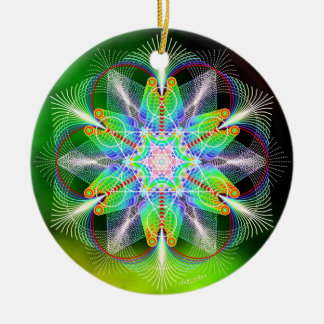 Joy/Happy Christmas Ornament