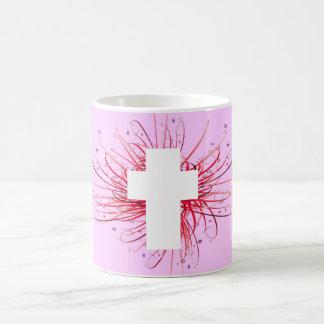 JOY! in the Cross Coffee Mug