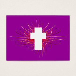 JOY! in the Cross Tract Card /