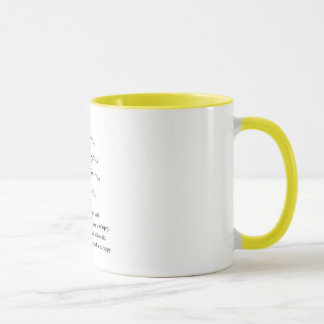 Joy in This World Mug
