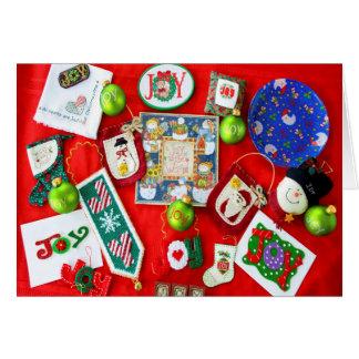 Joy, Joy, Joy, Joy Card