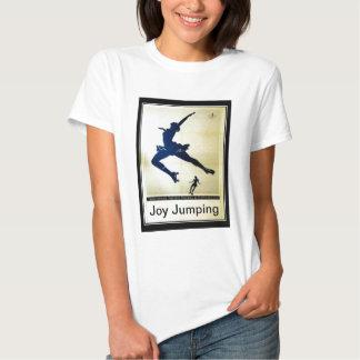 Joy Jumping T-shirt