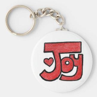 Joy Keychain