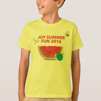 Joy Kids Summer Shirt (Medium Sizes)