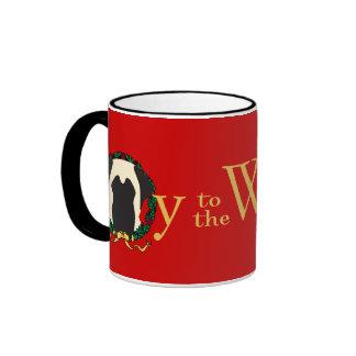 Joy Mastiff Mug