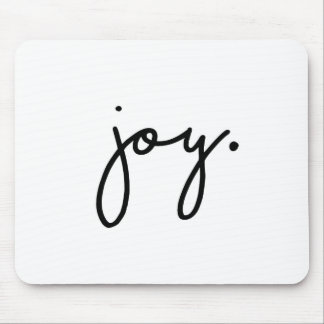 Joy Mouse Mat