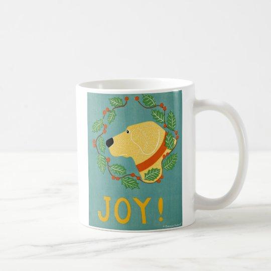 Joy Mug - Stephen Huneck
