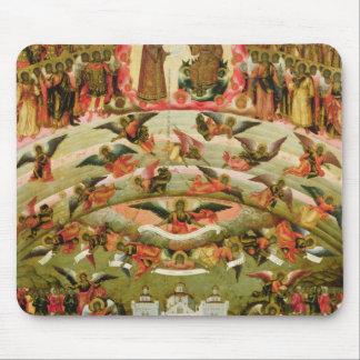 Joy of all who Sorrow Virgin, 1707 Mouse Pad