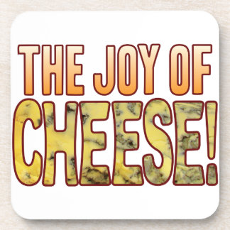 Joy Of Blue Cheese Coaster