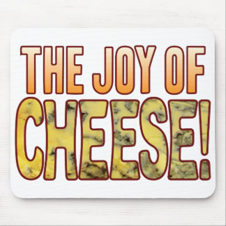 Joy Of Blue Cheese Mouse Mat
