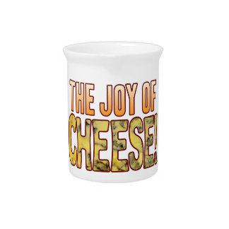 Joy Of Blue Cheese Pitcher