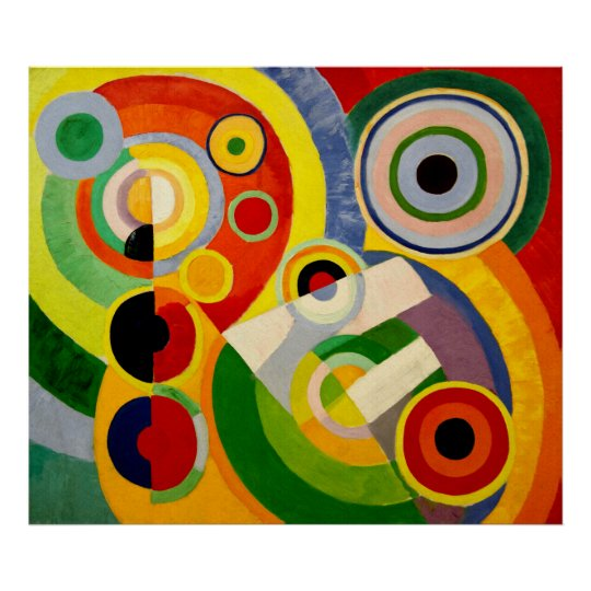 Joy of Life - Abstract Classic by Robert