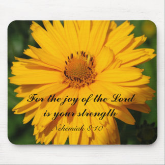 Joy of the Lord Mouse Mat
