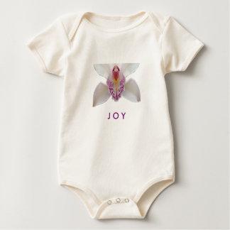 JOY Orchid Baby Bodysuit
