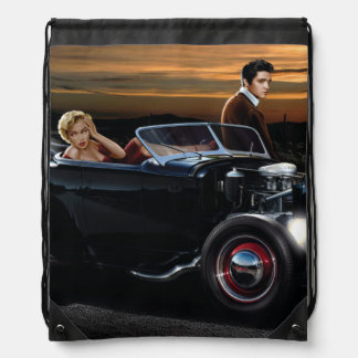 Joy Ride 2 Drawstring Bag