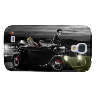 Joy Ride B&W Galaxy S4 Case