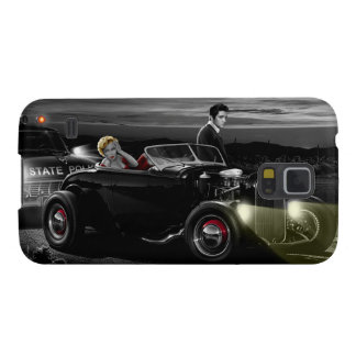 Joy Ride B&W Galaxy S5 Covers
