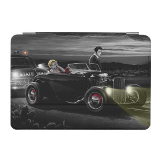 Joy Ride B&W iPad Mini Cover