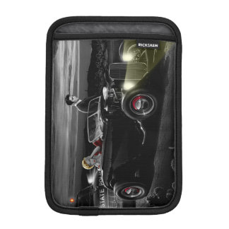 Joy Ride B&W iPad Mini Sleeve