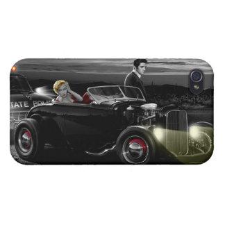 Joy Ride B&W iPhone 4 Case