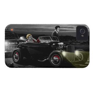 Joy Ride B&W iPhone 4 Covers