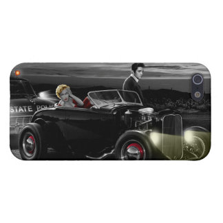 Joy Ride B&W iPhone 5 Cover