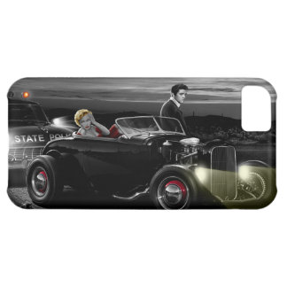 Joy Ride B&W iPhone 5C Case