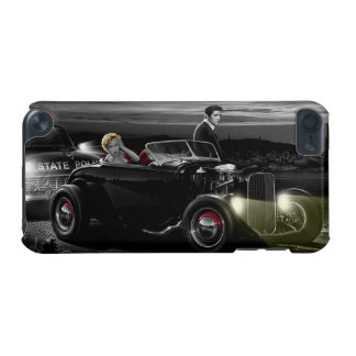 Joy Ride B&W iPod Touch (5th Generation) Cover