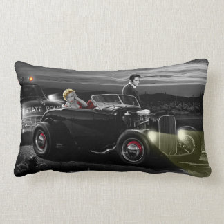 Joy Ride B&W Lumbar Cushion