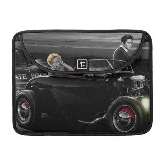 Joy Ride B&W Sleeve For MacBooks