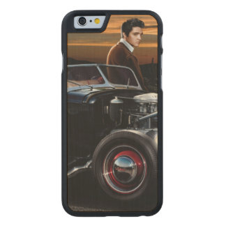 Joy Ride Carved Maple iPhone 6 Case