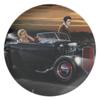 Joy Ride Plate