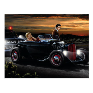 Joy Ride Postcard