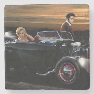Joy Ride Stone Coaster