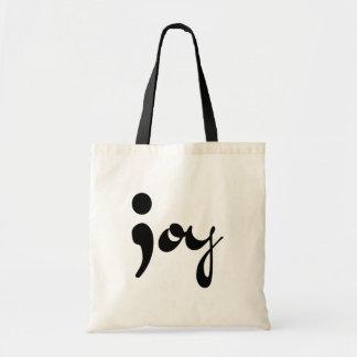 Joy Semicolon Bag