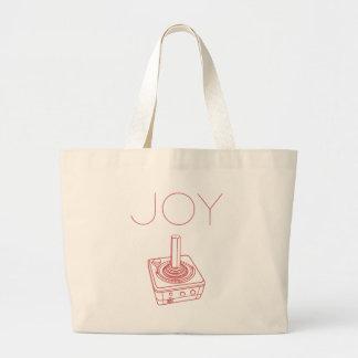 Joy Stick Canvas Bags