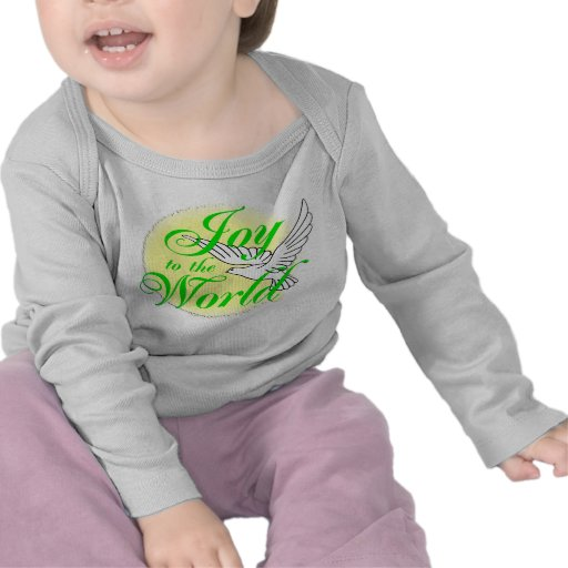 Joy to the World Christmas T Shirts