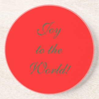 Joy to the World! Coaster