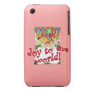 Joy to the World! iPhone 3 Covers