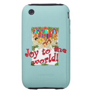 Joy to the World! iPhone 3 Tough Cases