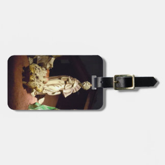 Joy To The World Luggage Tag