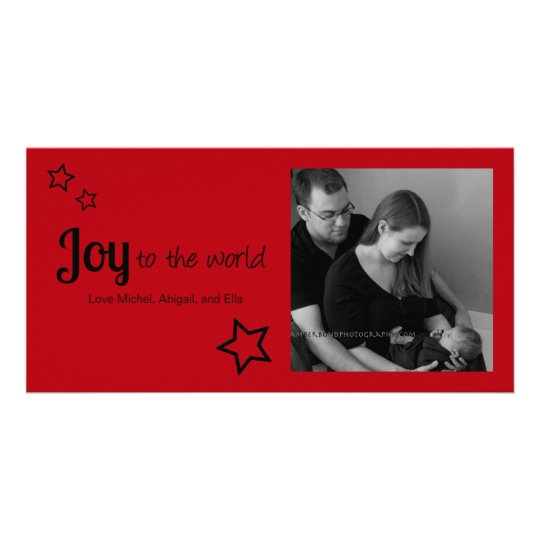 Joy to the World - Simply Modern Holiday