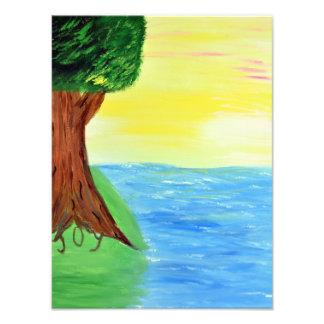 Joy Tree Print Photo Art