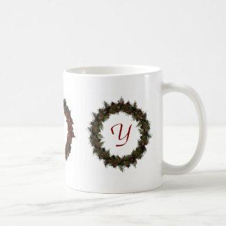 Joy Wreaths - Mug